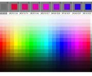 Configuración de colores en HTML