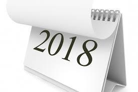 Bon any 2018