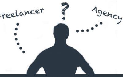 """¿Mejor un """"Programador Freelance"""" o una """"Agencia de Diseño""""?"""