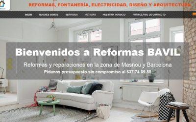 Diseño de Reformas BAVIL Masnou