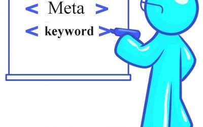 """La etiqueta meta keywords está """"obsoleta"""" sólo en un 95%"""