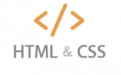 Lenguajes de programación descriptiva HTML y CSS