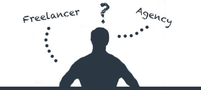 ¿agencia o programador freelance?