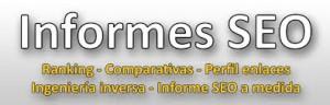 Informes de rankings - Analisis SEO a medida