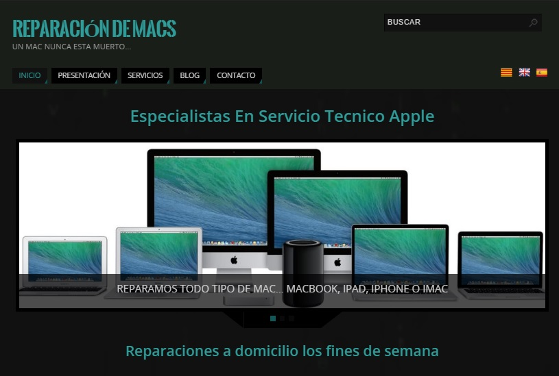 Reparaciones Mac Pepe Mourelle (Barcelona)