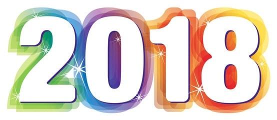 2018 en colores