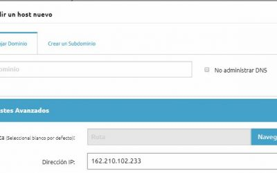 Com apuntar un domini a un allotjament (hosting)