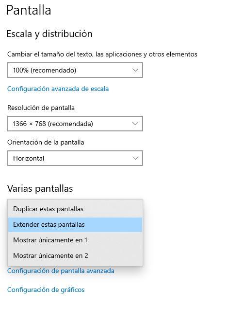 Utilizar una tablet como segundo monitor