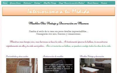 Diseño Chic Vintage – Muebles y decoración