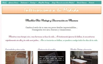 Disseny Chic Vintage – Mobles i decoració