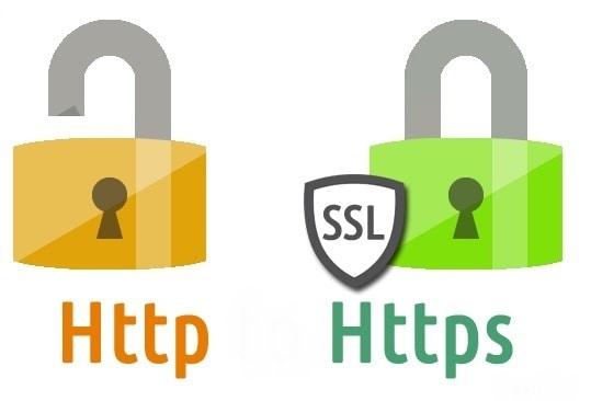 HTTP & HTTPS SSL