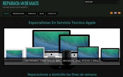 Diseño de Reparaciones Mac Pepe Mourelle