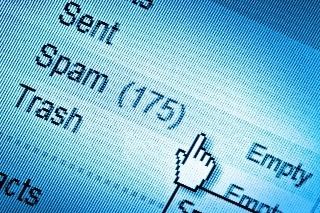 Correus escombraries, Spam o Phishing (suplantació d'identitat)
